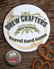 Brew Crafters: The Travel Card Game - obrázek