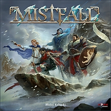 Mistfall +Heart of the Mist Kickstarter (aj do CZ)