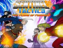 Sentinel Tactics:The Flame of Freedom+figurky+mapa