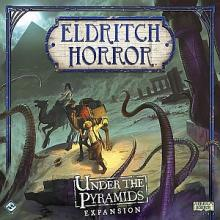 Eldritch Horror: Under the Pyramids - obrázek