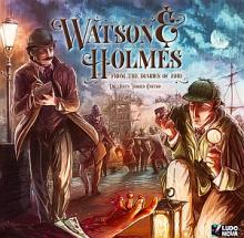Watson & Holmes From the Diaries of 221B