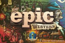 Tiny Epic Western + Deluxe Promo Pack + TheTycoon