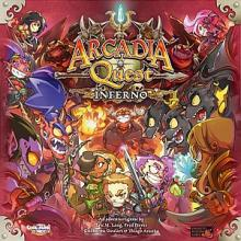 Arcadia quest Inferno - Hall of a box