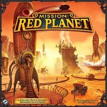 Mission: Red Planet (2nd Edition) - počeštěno