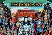 Legendary Secret Wars - AJ, zabalená