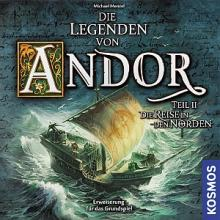 Legends of Andor: Journey to the North - obrázek