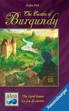 Castles of Burgundy: Card game + 3D insert
