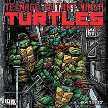 Teenage Mutant Ninja Turtles: Shadows of the Past - obrázek
