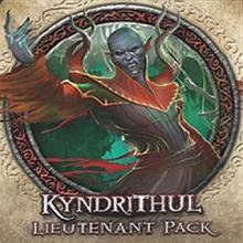 Descent: Journeys in the Dark (Second Edition) – Kyndrithul Lieutenant Pack - obrázek