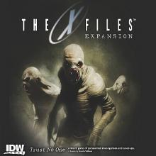 X-Files, The: Trust No One Expansion - obrázek