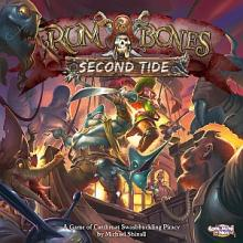 Rum and Bones: Second Tide - KS edice
