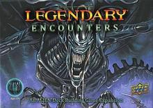 Legendary Encounters: An Alien Deck Building Game Expansion - obrázek