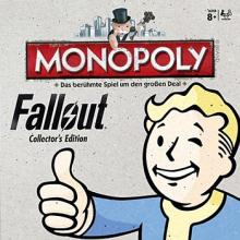 Monopoly Fallout Collector's Edition  - obrázek