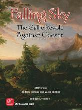 Falling Sky: The Gallic Revolt Against Caesar EN