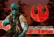 Star Wars: Imperial Assault – Rebel Saboteurs Ally Pack  - obrázek