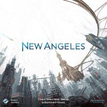 New Angeles / rozbalena, obalene karty