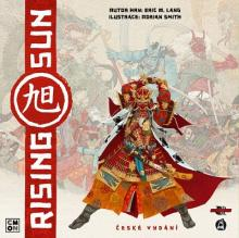 Rising sun playmat