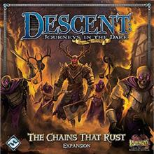 Descent: Journeys in the Dark (Second Edition) – The Chains That Rust - obrázek