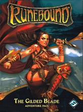 Runebound (Third Edition): The Gilded Blade – Adventure Pack - obrázek
