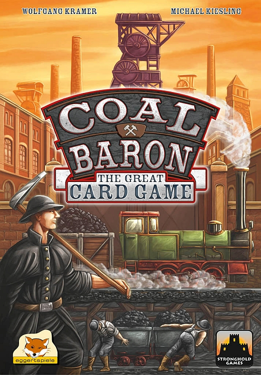 Coal Baron: The Great Card Game - obrázek