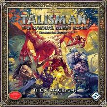 Talisman 4th ed. - The Cataclysm (AJ)