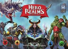 hero realms + The ruin + ranger + wizzard + lich