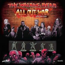 The Walking Dead: All Out War, KS + hafo rozšíření