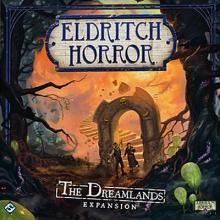 Eldritch Horror: The Dreamlands - obrázek