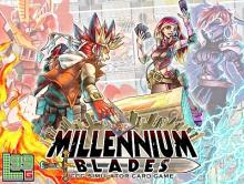 Millennium Blades All the Cards Kickstarter Pledge