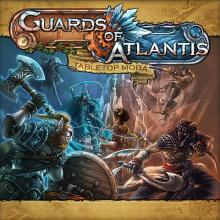 Guards of Atlantis: Tabletop MOBA - obrázek