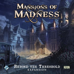 Mansions of Madness: Beyond the Threshold - obrázek
