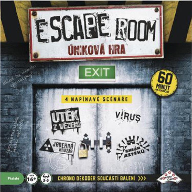 2a1581144 Diskuse ke hře Escape Room: Úniková hra - Zatrolené hry