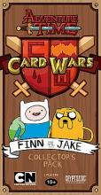 Adventure Time Card Wars: Finn vs. Jake - obrázek
