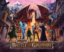 Red Dragon Inn Battle of Greyport + Pirates