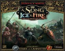 song of ice and fire:Stark vs Lannister starter