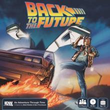 Back to the Future: An Adventure Through Time - obrázek