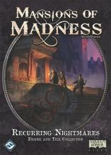 Mansions of Madness: Second Edition - Recurring Nightmare: Figure and Tile Collection - obrázek