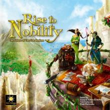Rise to Nobility deluxe ed. - prodej