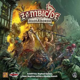 Zombicide: Green Horde - The Magenta