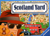 Scotland Yard - Ravensburger