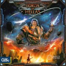 Lords of Hellas Pandoras box (KS exklusive)