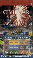 Karty + kostky Marvel Dice Masters: Civil War