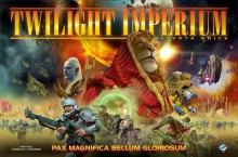 Twilight Imperium (4th ed.) - DELUXE, ENG