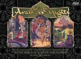 Tales of the Arabian Nights - obrázek