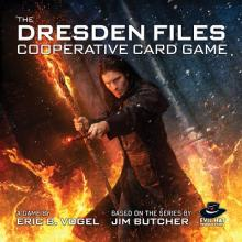 Dresden Files Cooperative Card Game, The - obrázek