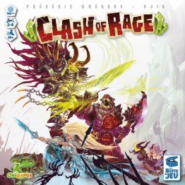 Clash of Rage + Boss Pack CZ