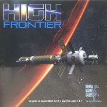 High Frontier 3rd Ed. prodám