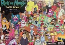 Rick and Morty: Total Rickall Card Game - obrázek