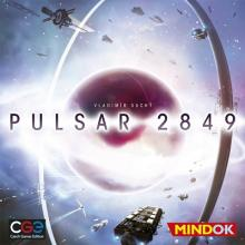 Pulsar 2849 + insert Folded Space
