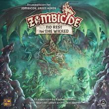 Zombicide: No Rest for the Wicked - obrázek